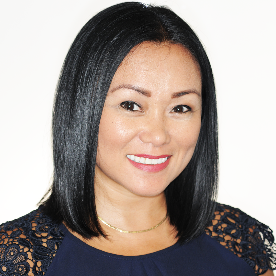 """Romina – Conebeam CT Specialist And Treatment Administrator - Languages: Fluent in Tagalog and proficient in SpanishRomina has been in the orthodontic field for over 25 years. She's worked both clinically and administratively in Canada and the U.S. She often advises other offices in 3D imaging and assists with treatment planning and correspondence between the practice, patients, and other practitioners. Fun fact: Romina's parents, siblings, children, pets, and even her husband and his family all have first names that start with the letter """"R""""! Next time you see her in the office, ask her about it."""