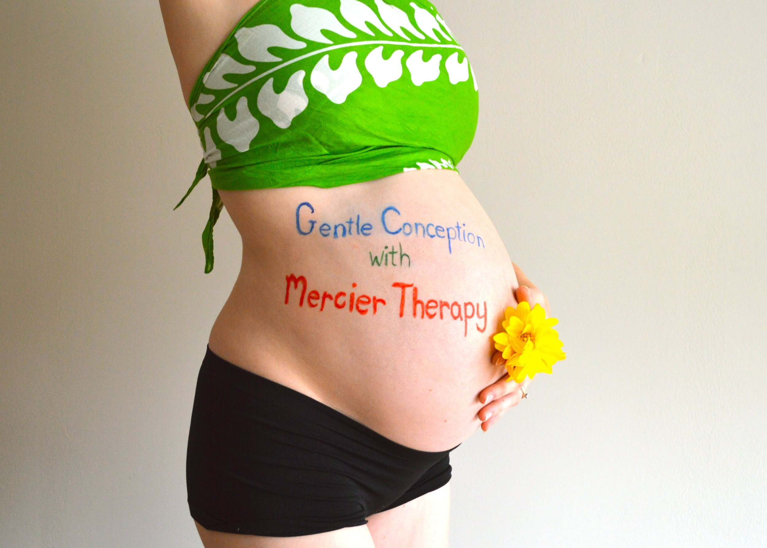 Gentle Conception with Mercier Therapy