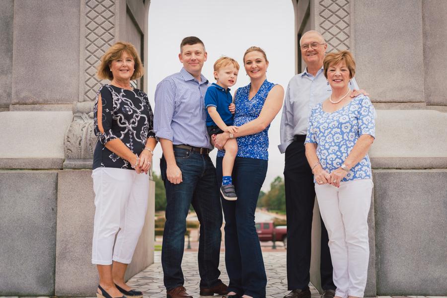 Herman Park Family Session