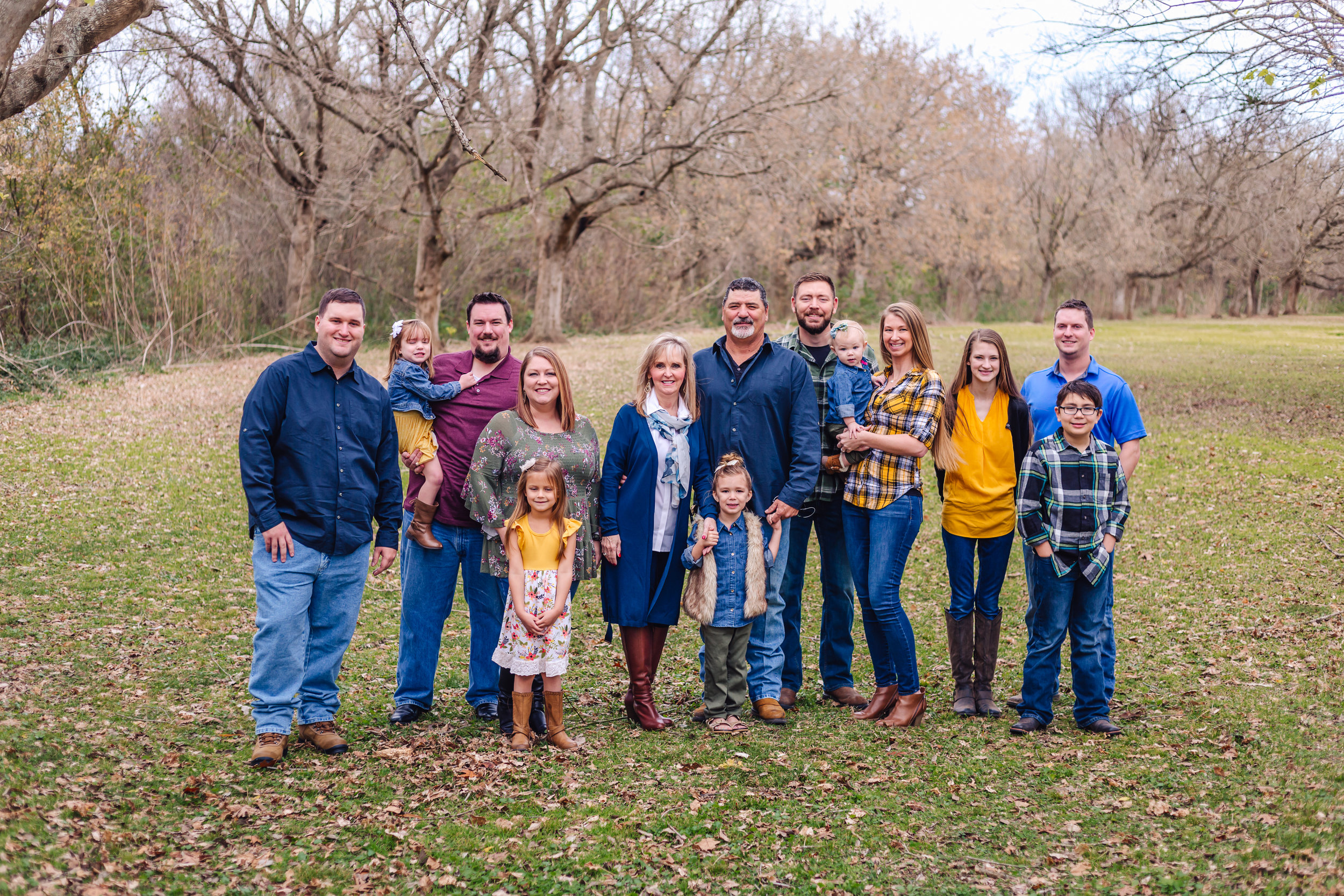 Family Sessions in Sugar Land, Texas by Zinn Photography