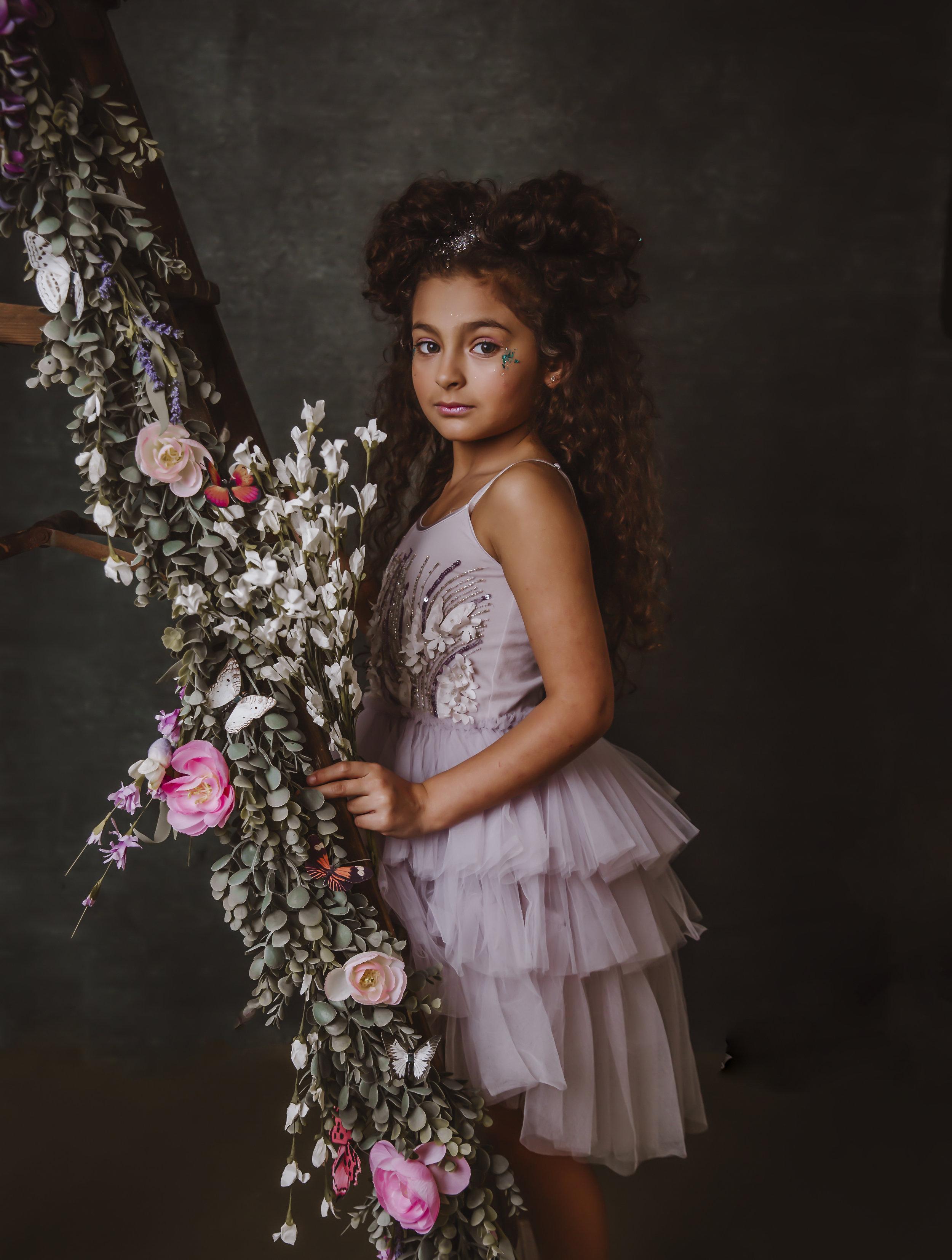 Fine Art Child Sugar Land Photographer