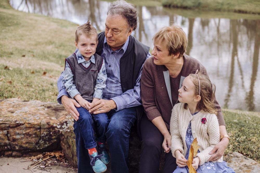 Missouri City Extended Family Photographer | zinnphotography.net