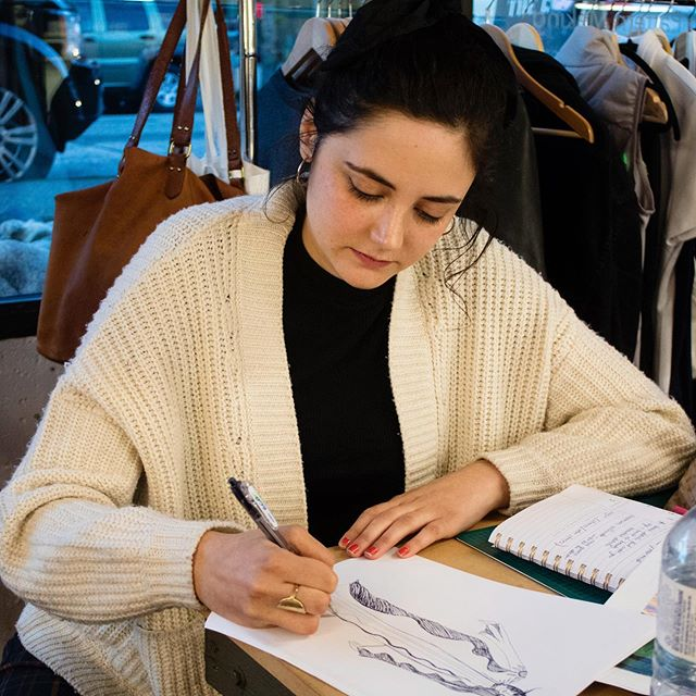 Interested in fashion design, but not sure where to start? Check out our fashion design courses to get you on your way! ✏️ . . . #thecutfashiondesignacademy #fashiondesignclasses #fashionillustration #fashionschool #fashiondesign #vancouverschools #vancouverfashion