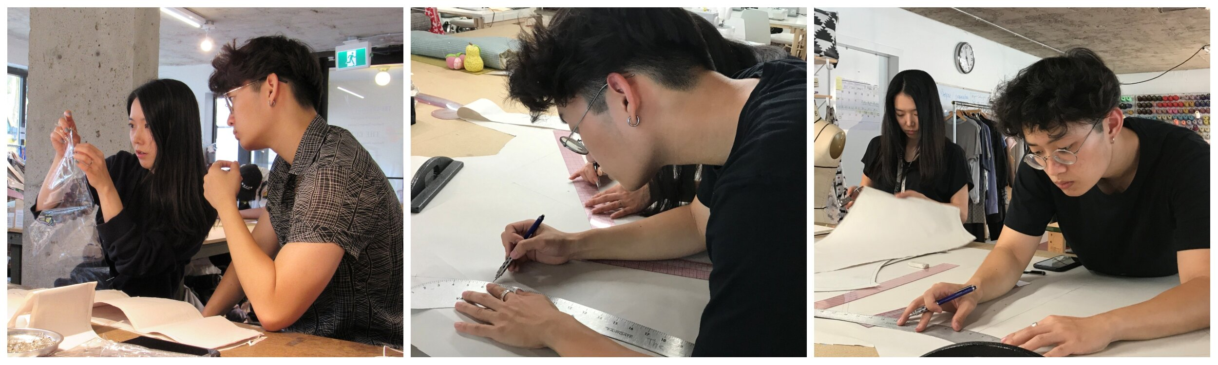 Another Student Gets Into The Dream College Of His Choice The Cut Fashion Academy