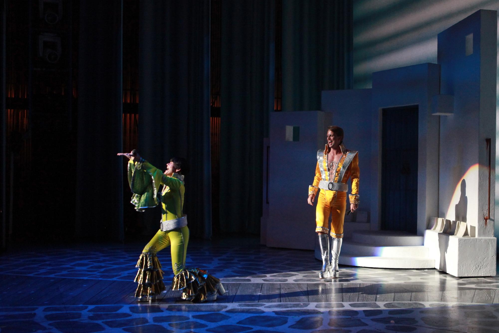 National Tour MAMMA MIA! with Kaye Tuckerman