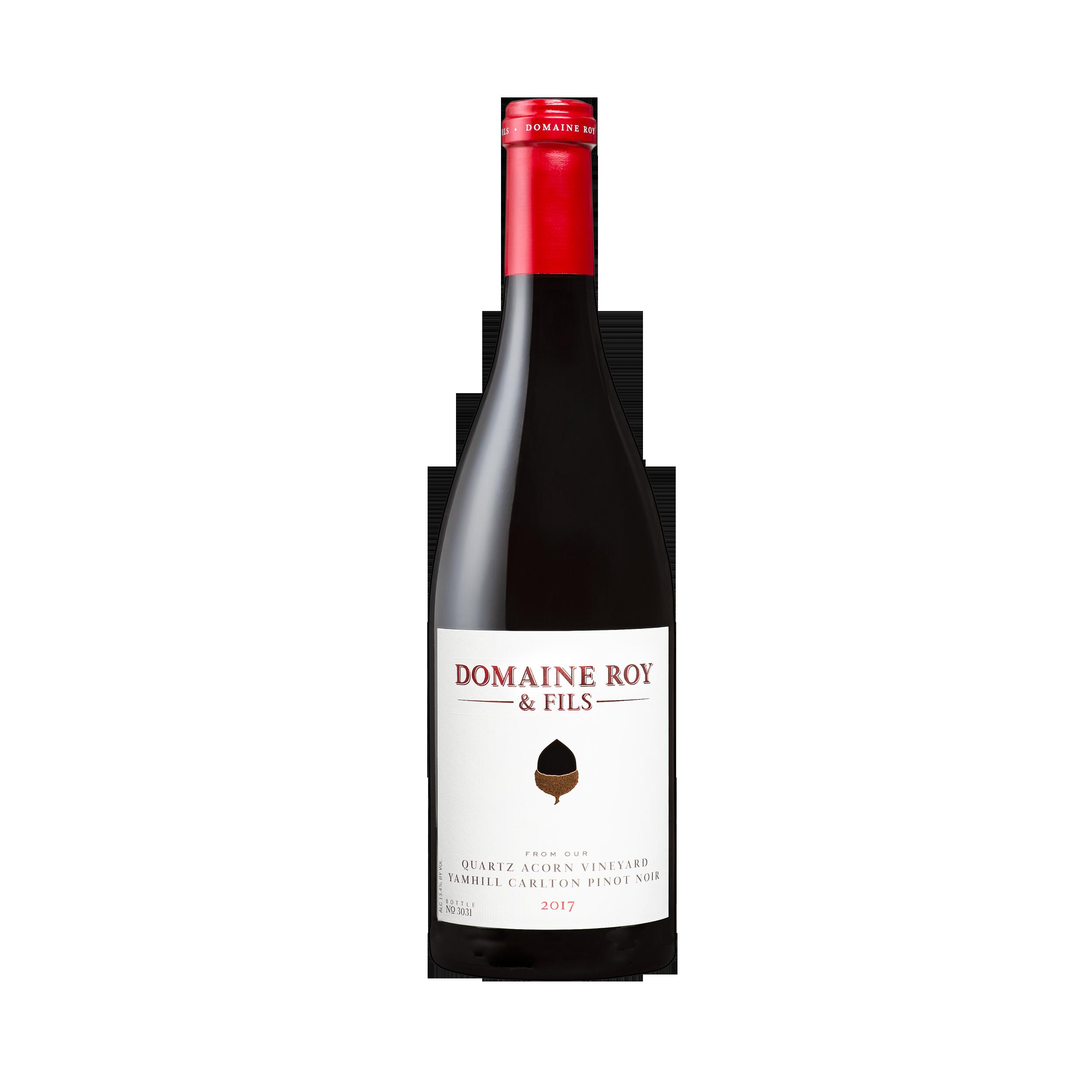 2017 Quartz Acorn Vineyard Pinot Noir