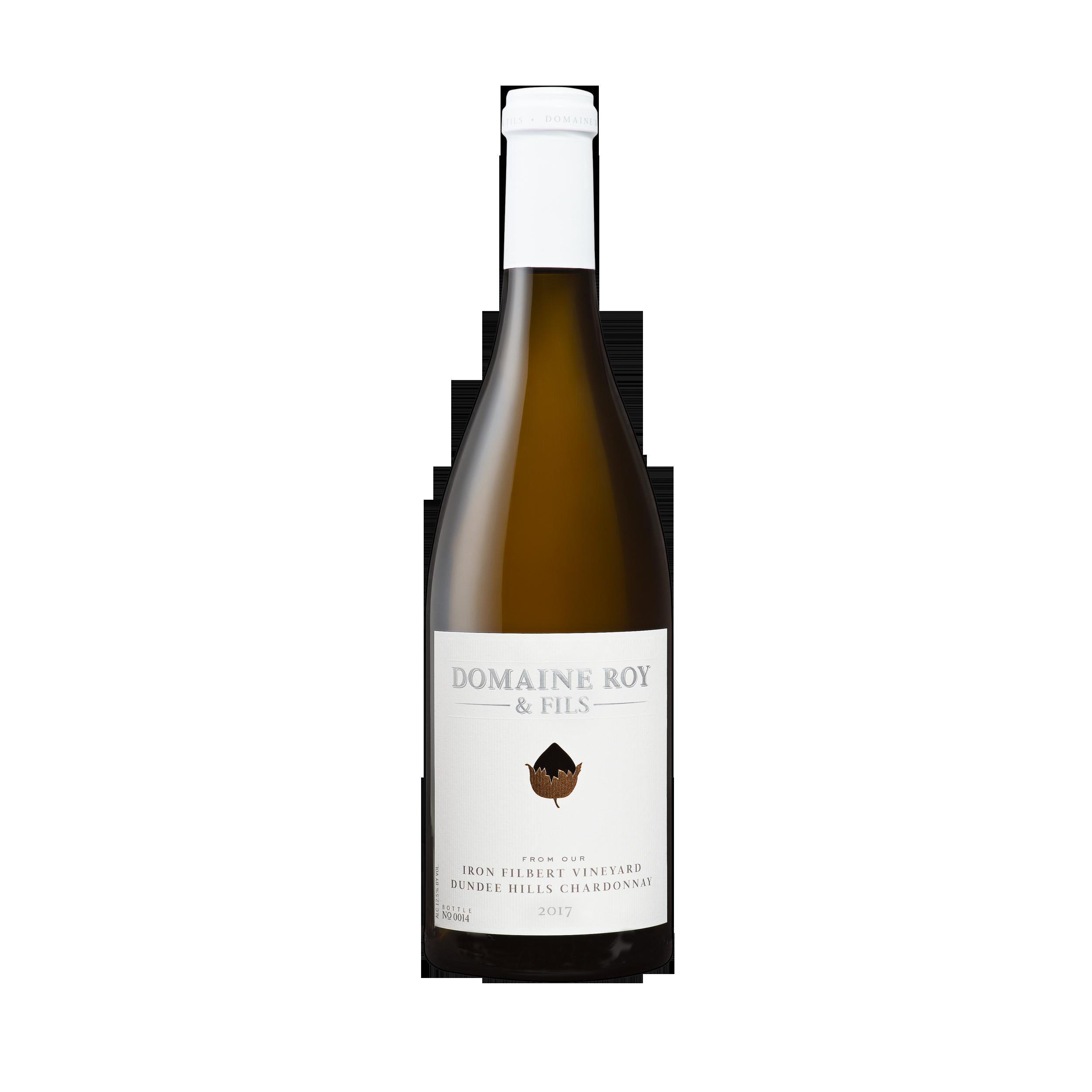 2017 Iron Filbert Vineyard Chardonnay