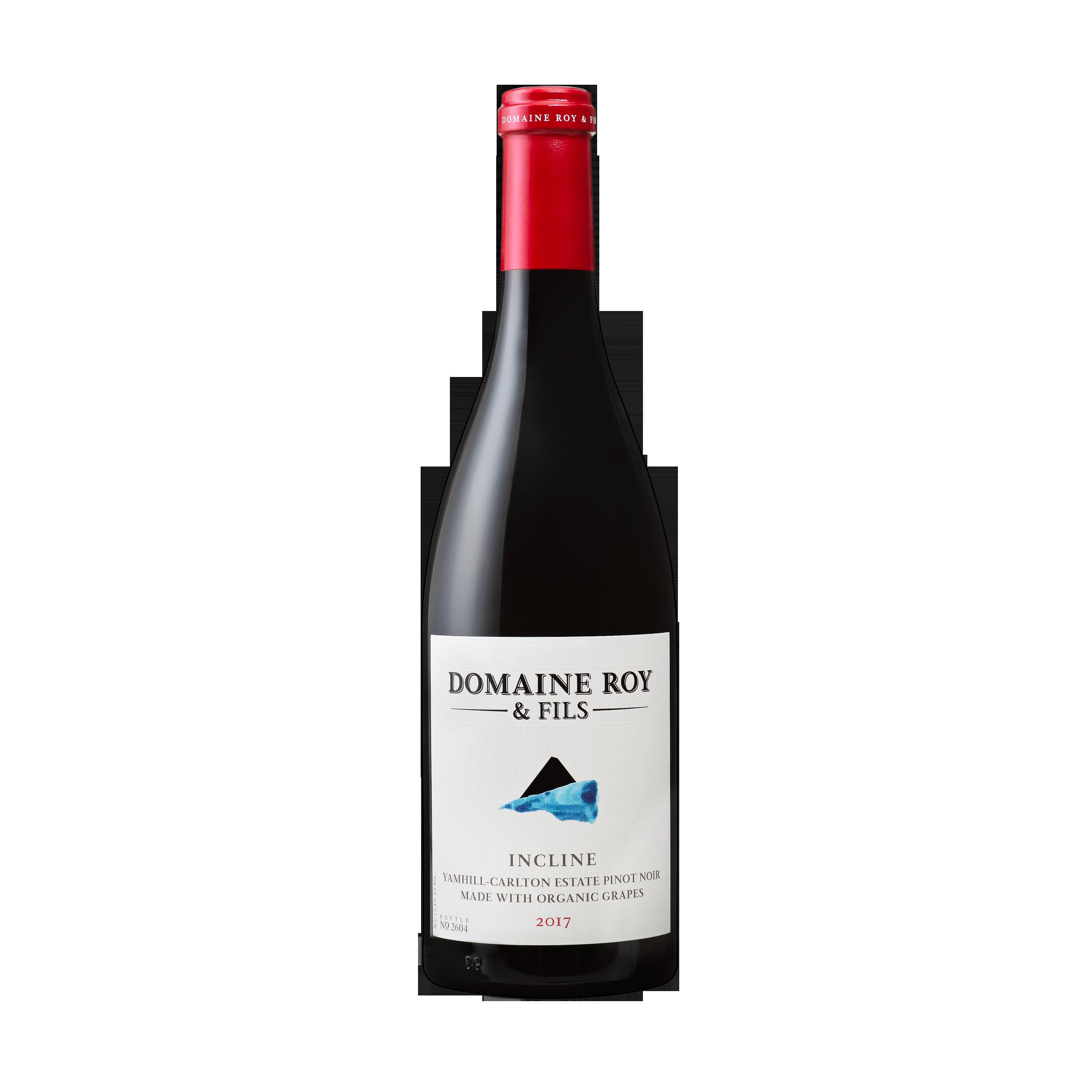 2017 Yamhill-Carlton Incline Pinot Noir