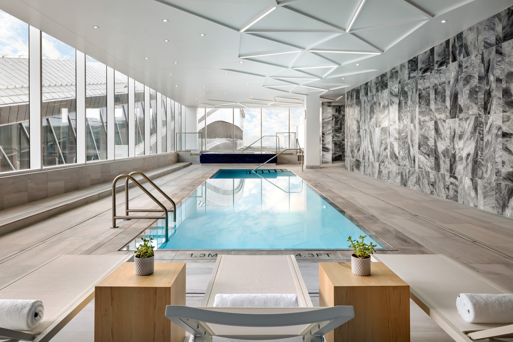 MAXIMIZE YOUR WELLNESS - Our purposeful spaces allow you to engineer your fitness, health and recovery to suit your individual needs. We make it personal.