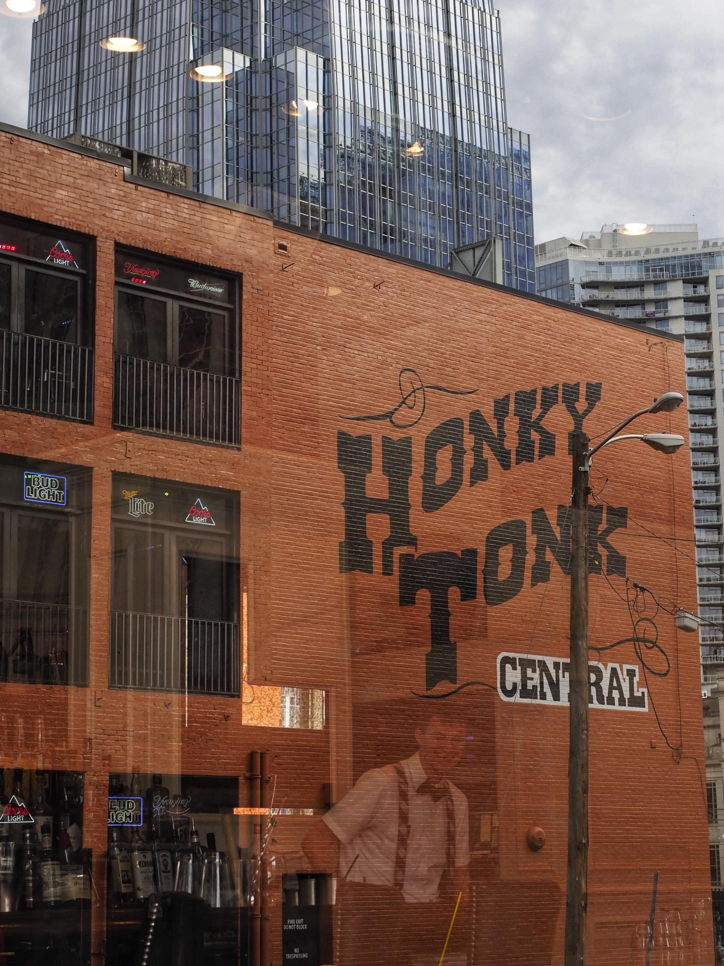 Nashville Honky Tonk Central 2018.