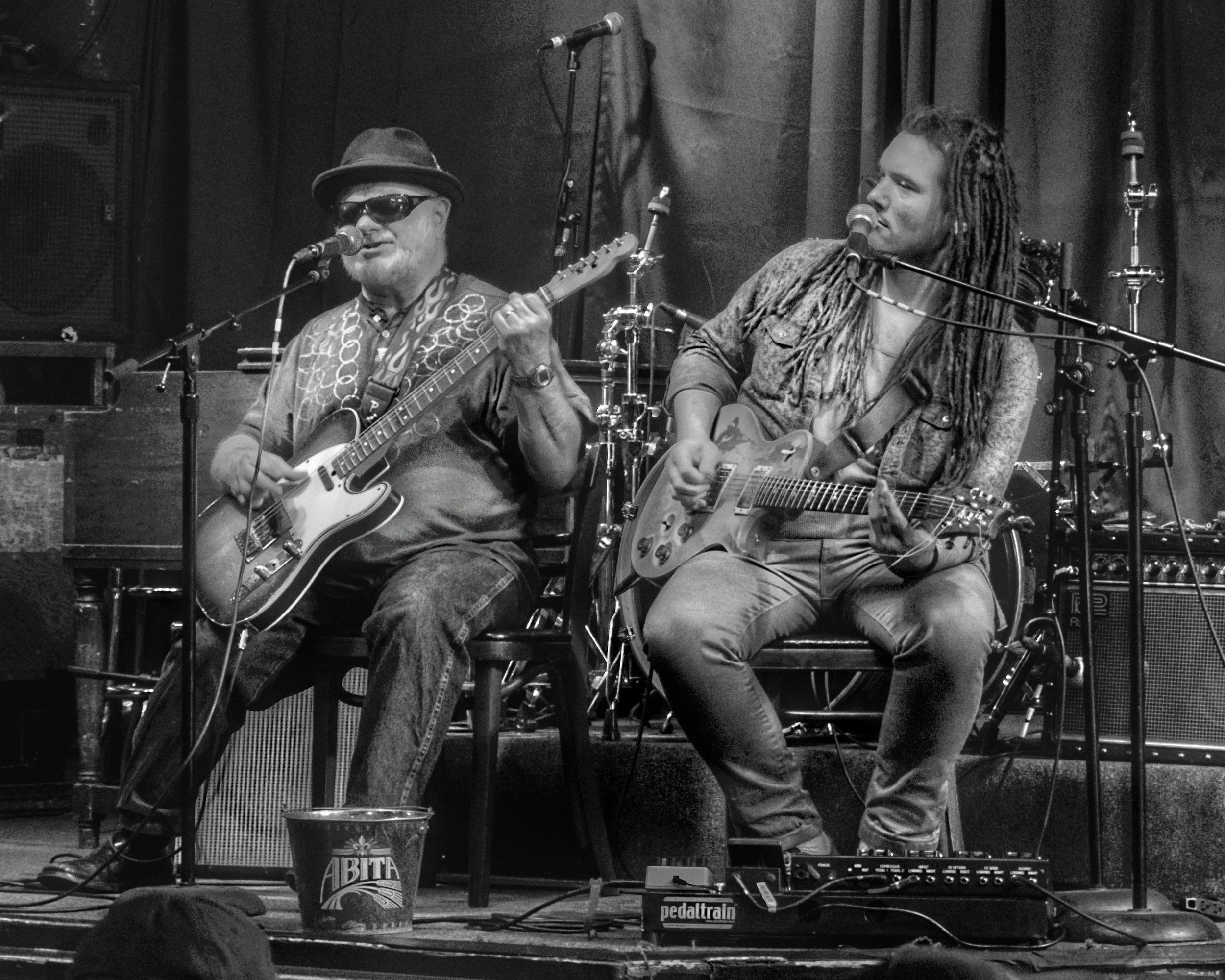 Nashville Bourbon Street Blues and Boogie Bar 2017.
