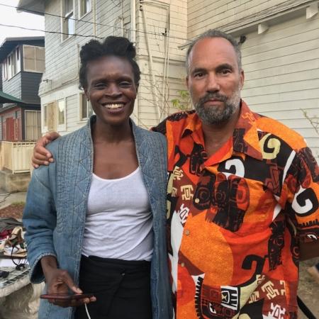 Okwui & Roger