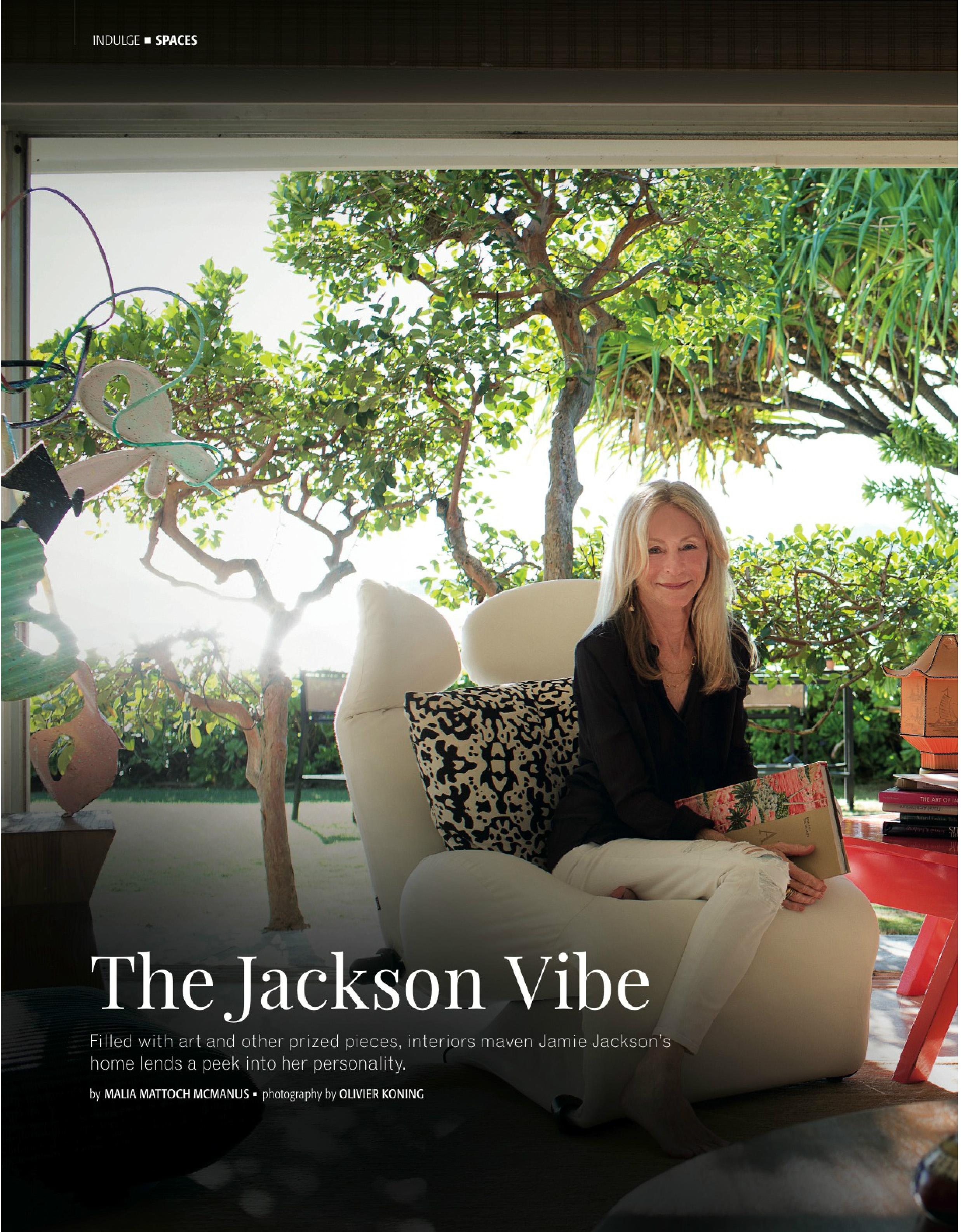 The Jackson Vibe