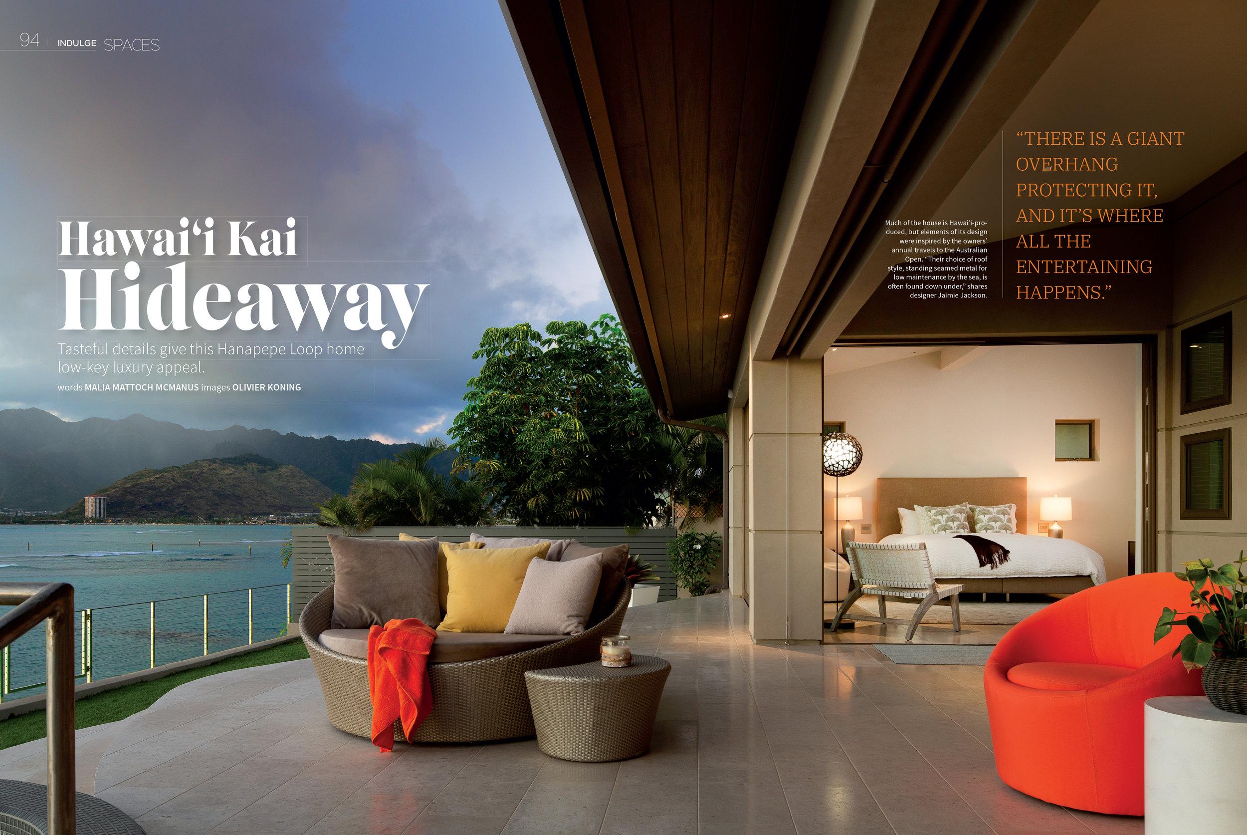 Hawai'i Kai Hideaway