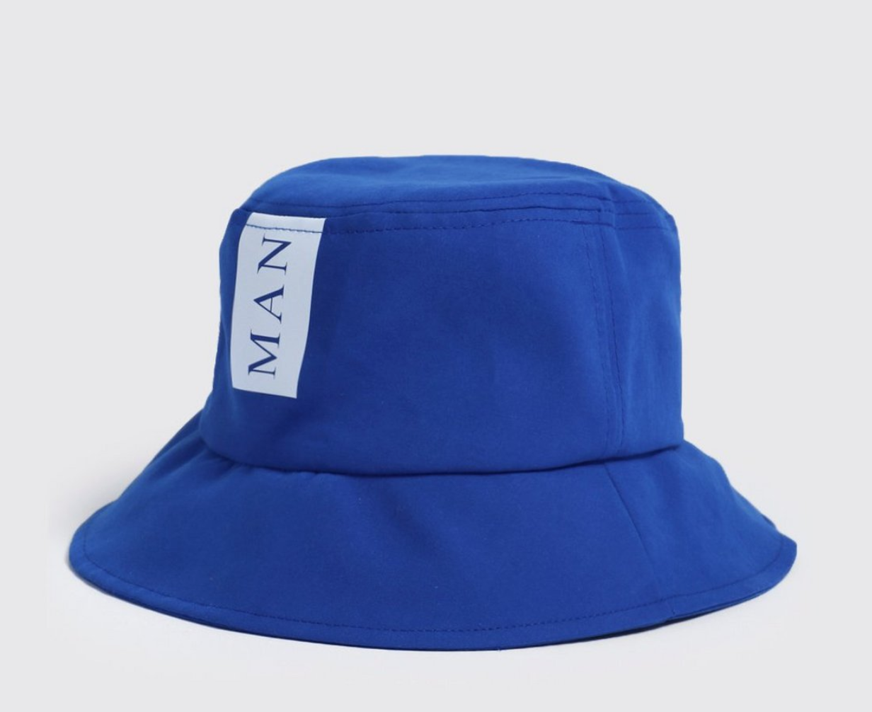 Boohoo -  Colour Block Bucket Hat