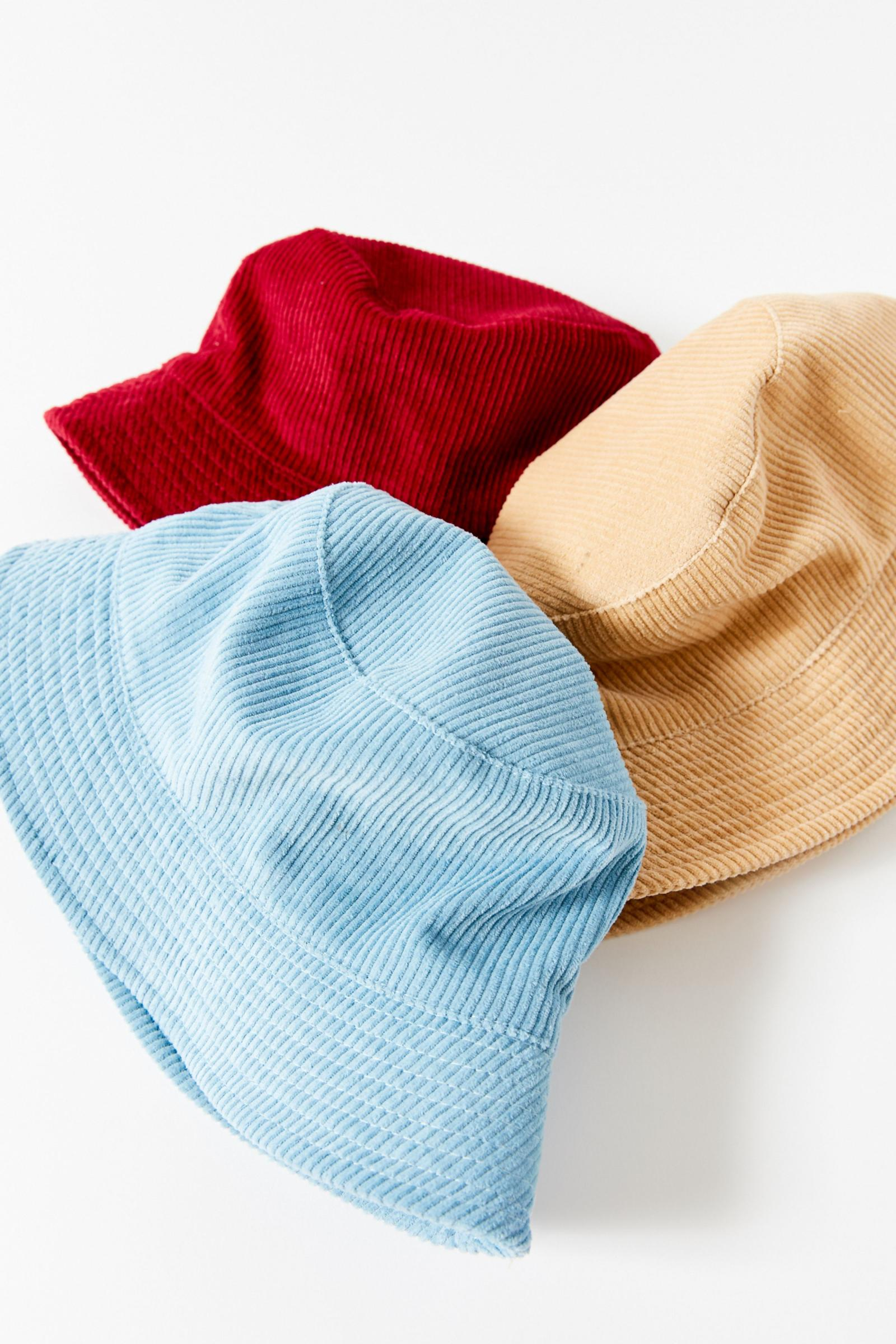 Urban Outfitters -  Corduroy Bucket Hat