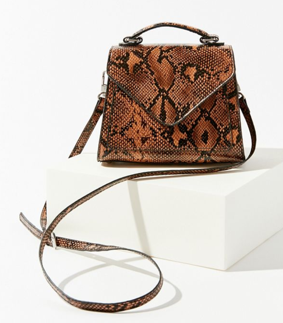 Urban Outfitters  -  Kendall Mini Trapezoid Bag  NZD $67.29