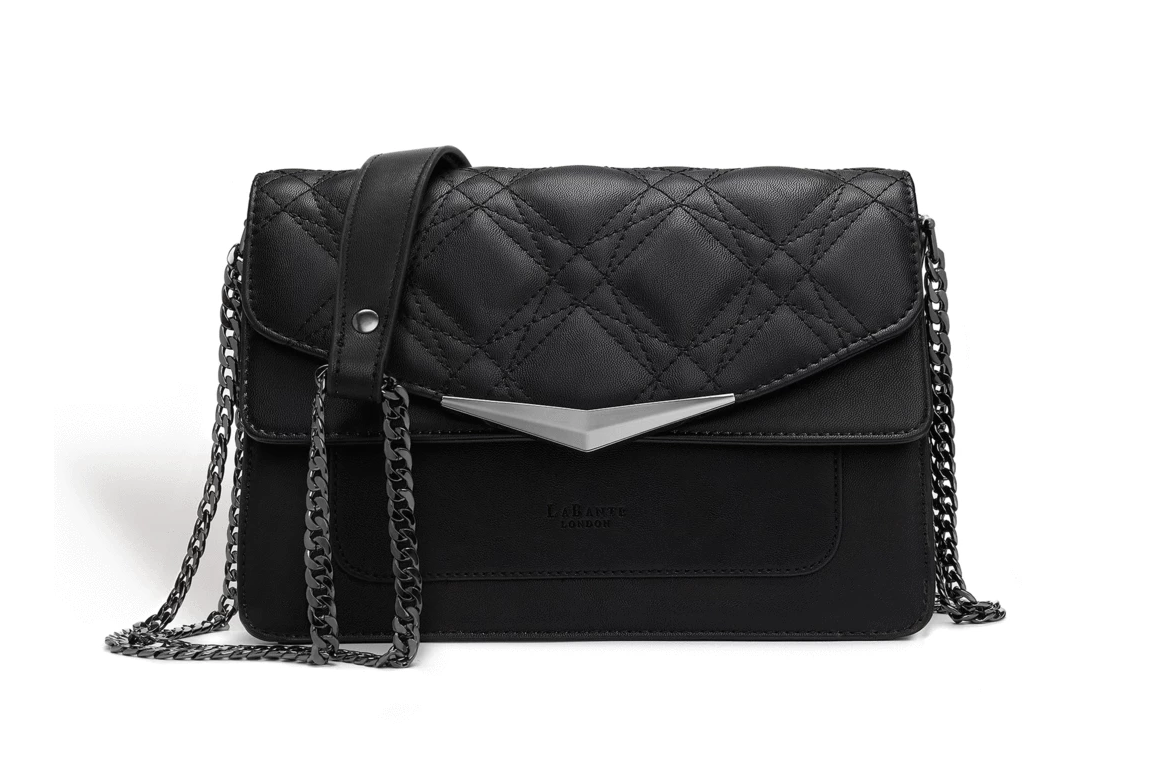 LaBante London  -  Marlene Quilted Cross Body Bag  NZD $169.79