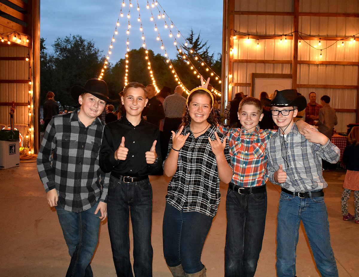 THe PTF puts on a Chili Hoe down and square dance every fall. It's a highlands family favorite!