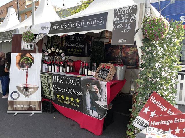 Heritage Estate Wines -