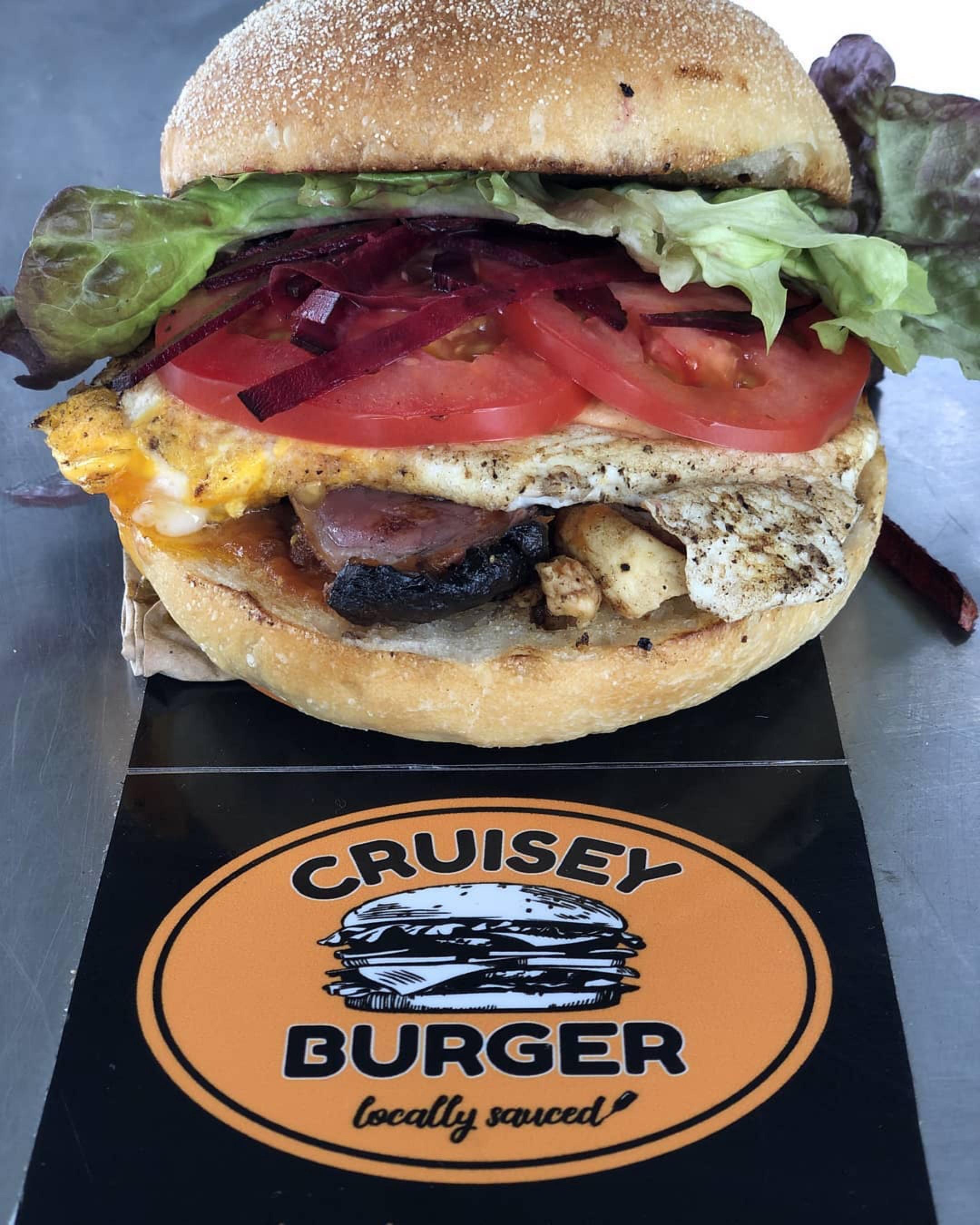 Cruisey Burger -