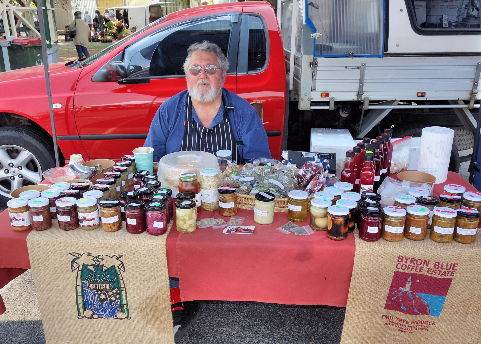Frosty's Gourmet Condiments -
