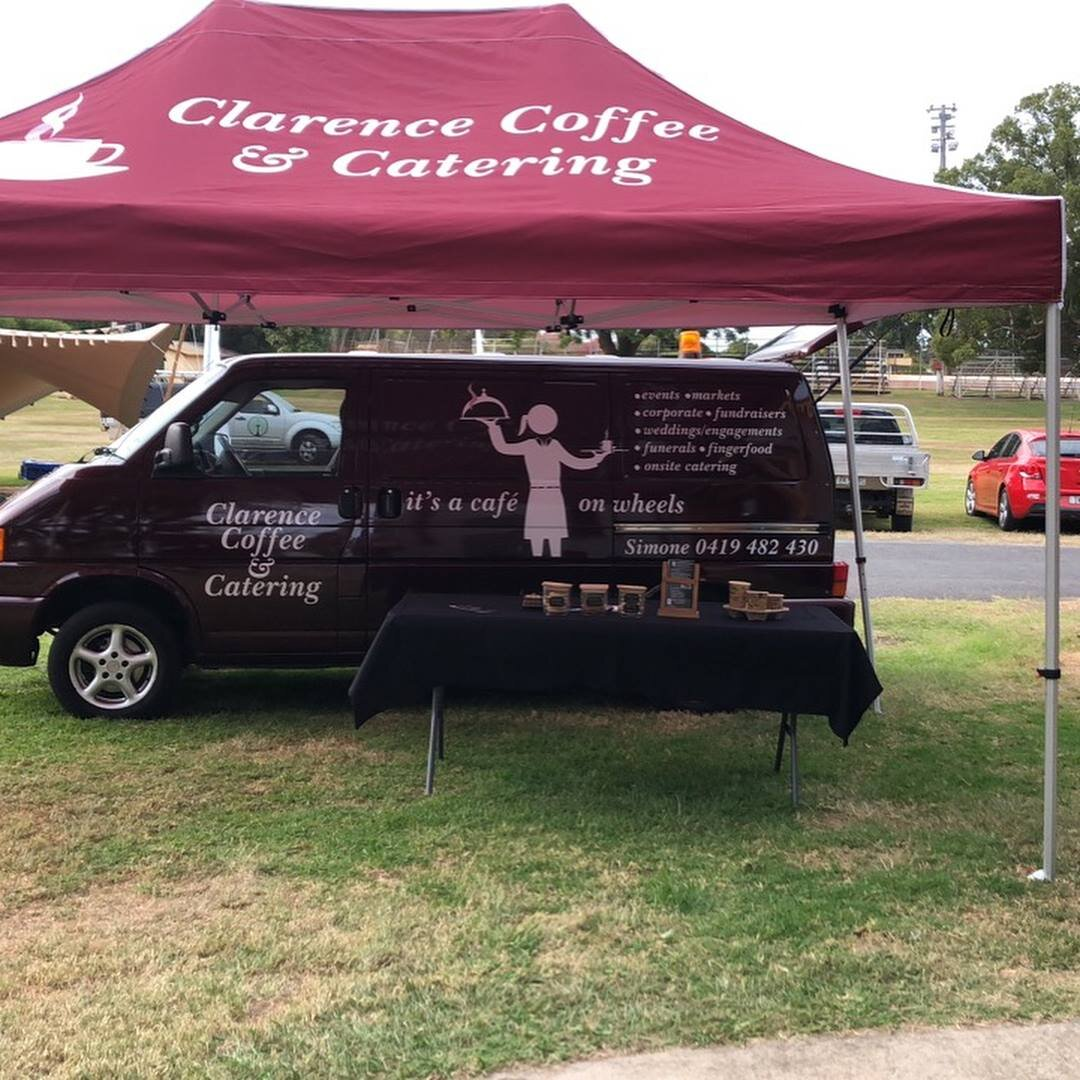 Clarence Catering (coffee!) -