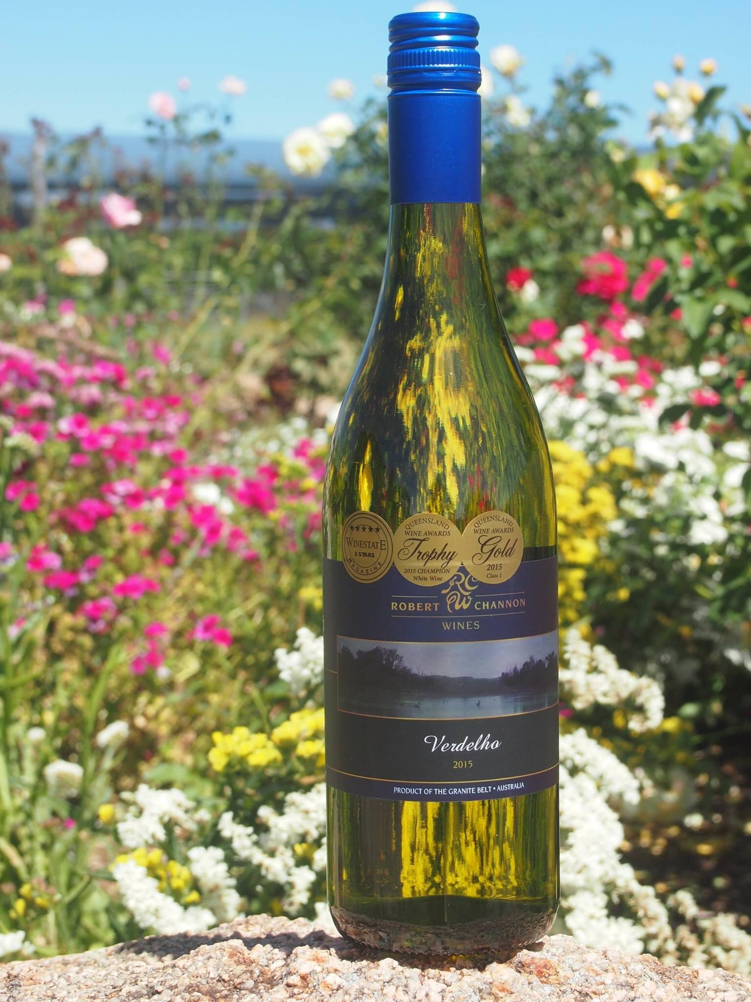 Robert Channon Wines -