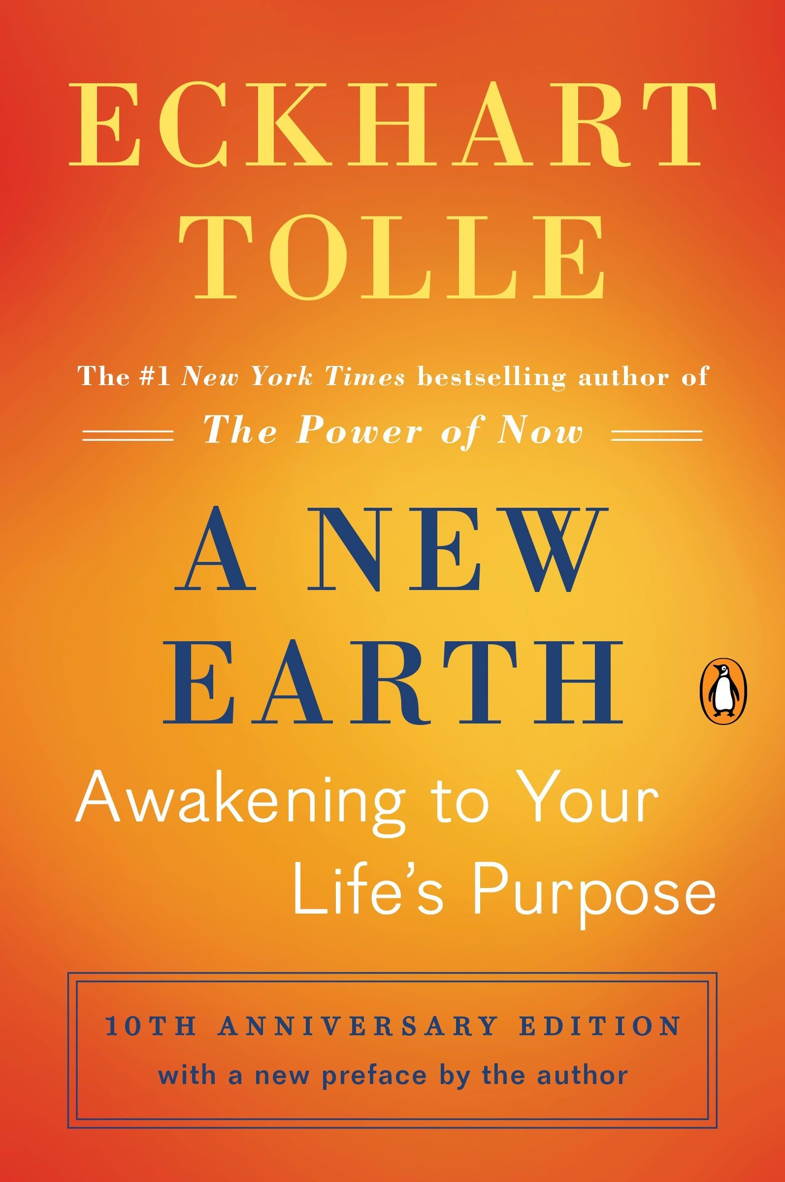 A New Earth - By Eckhart Tolle