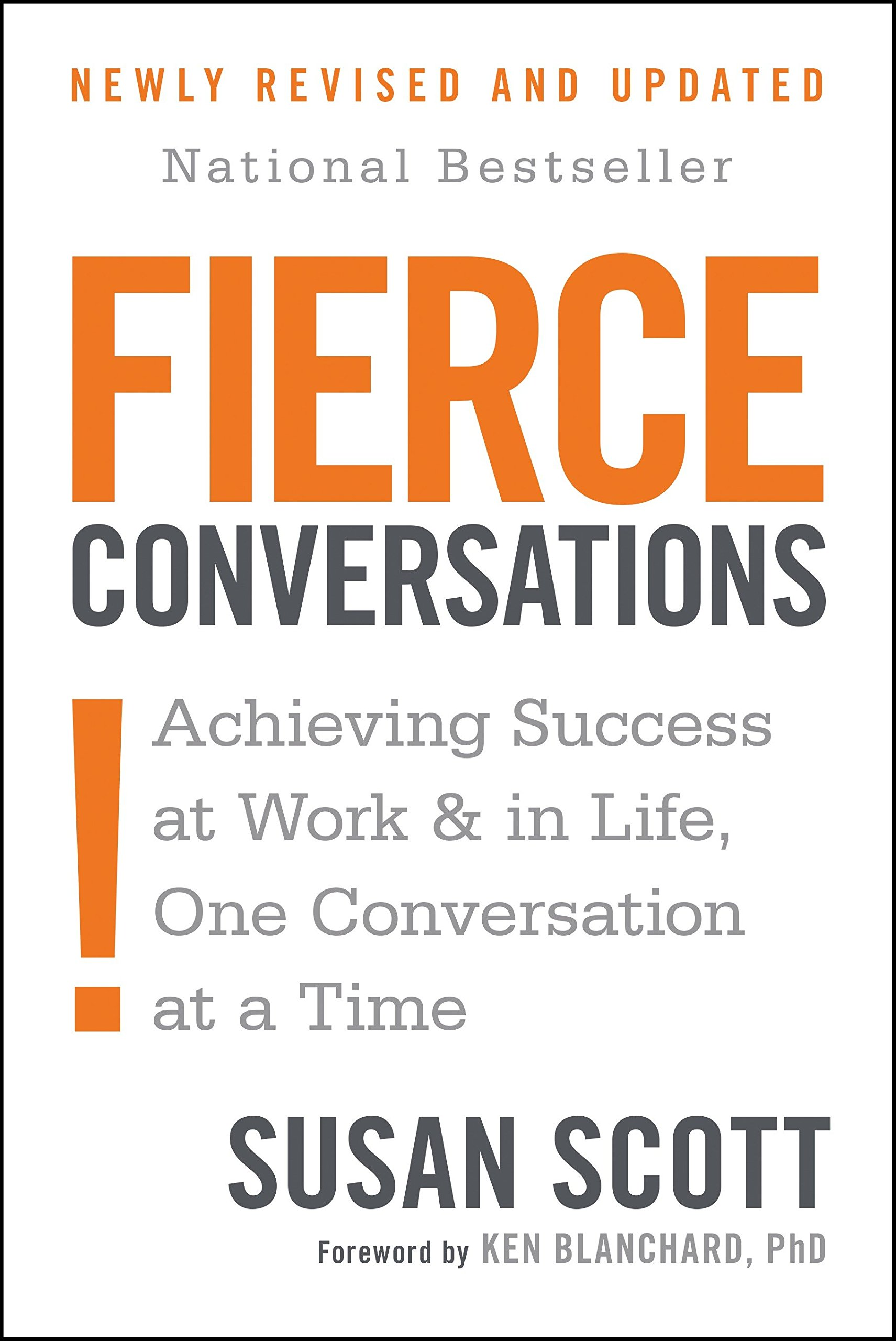 Fierce Conversations - By Susan Scott