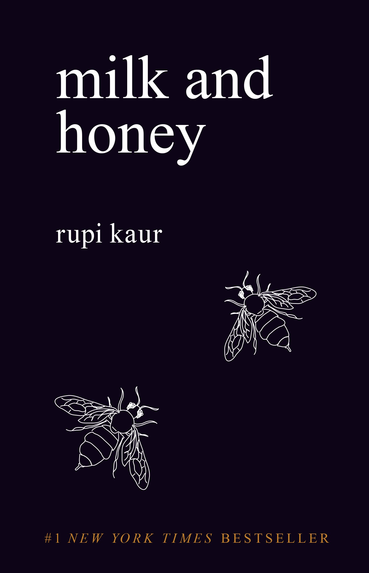 Milk and Honey - By Rupi Kaur