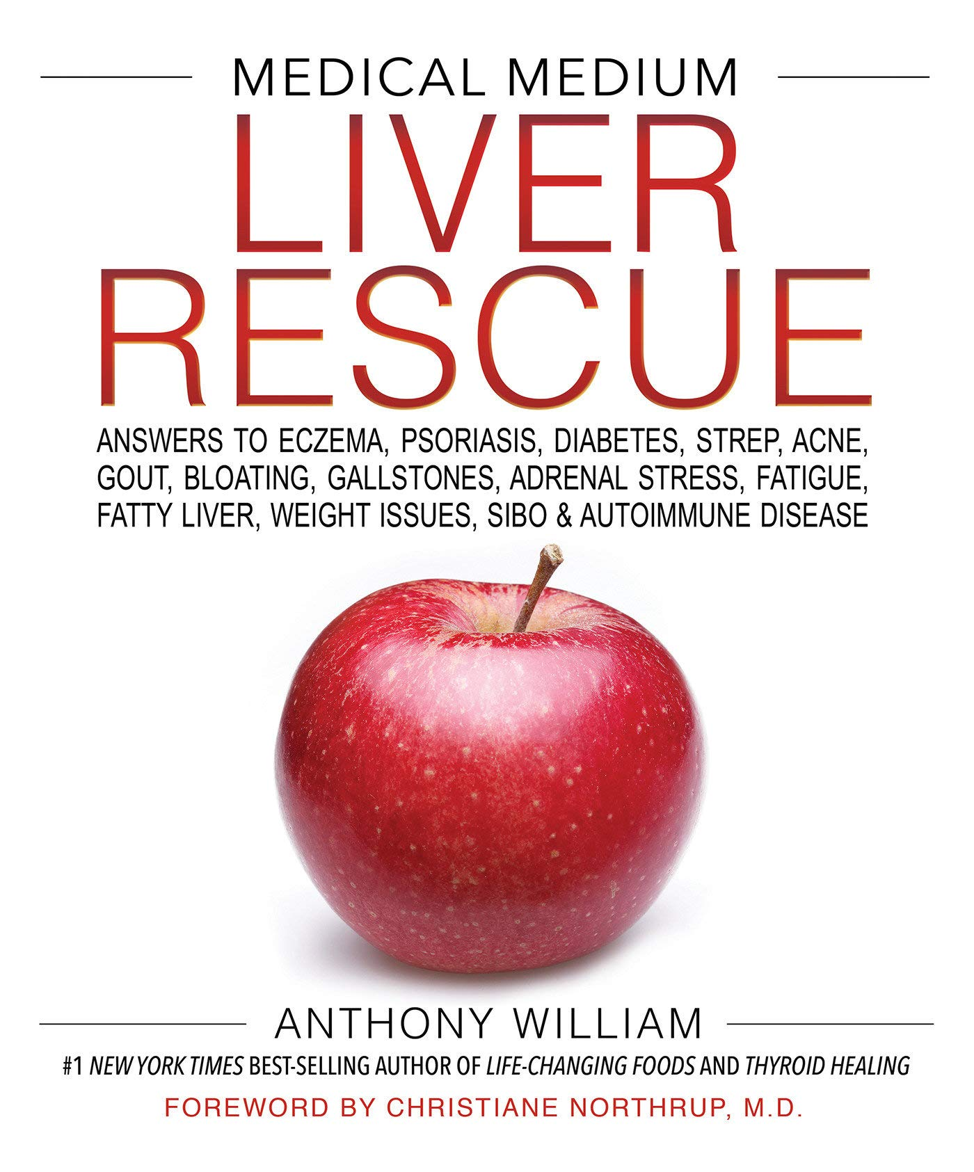 Liver Rescue - By Anthony William