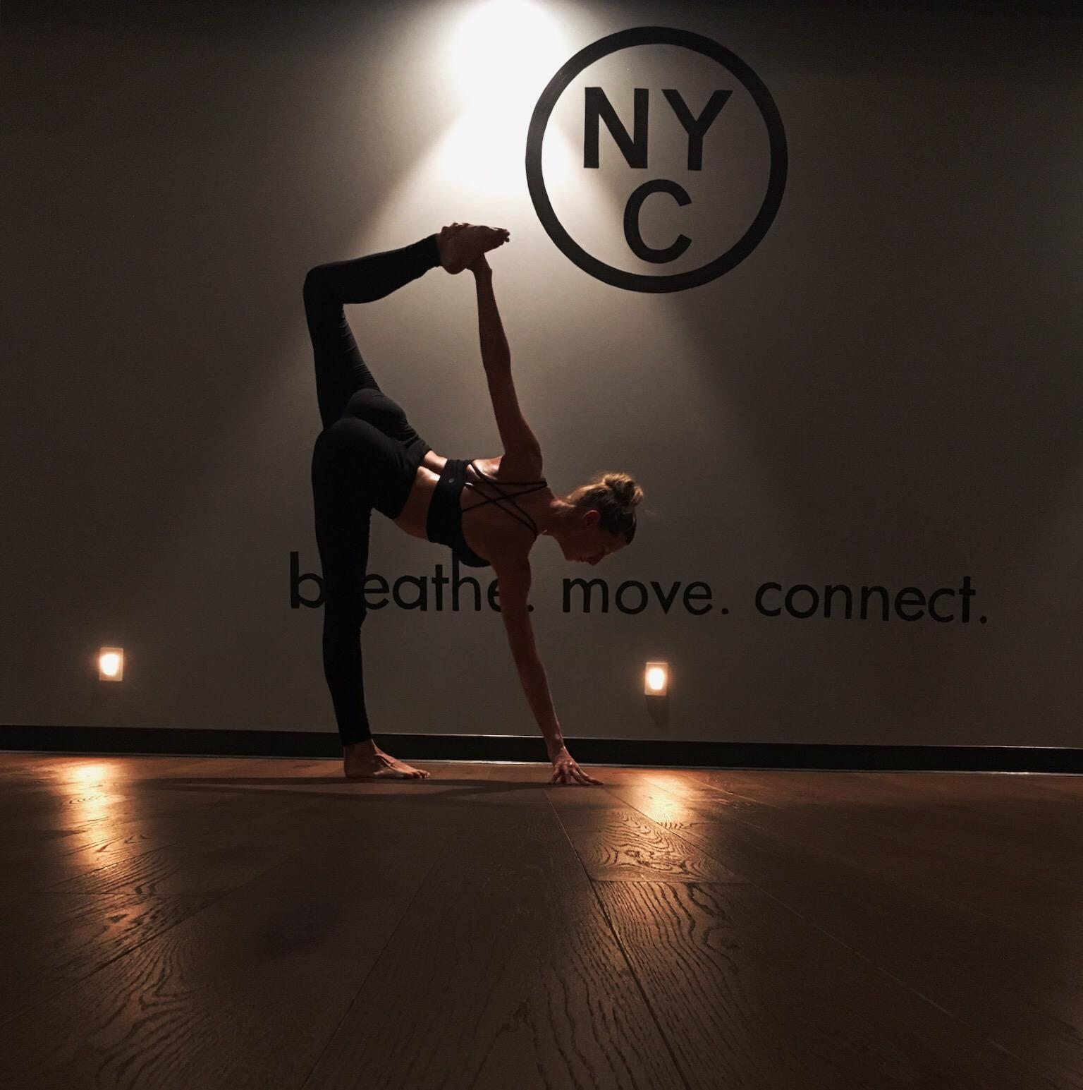 yoga teacher westlake village