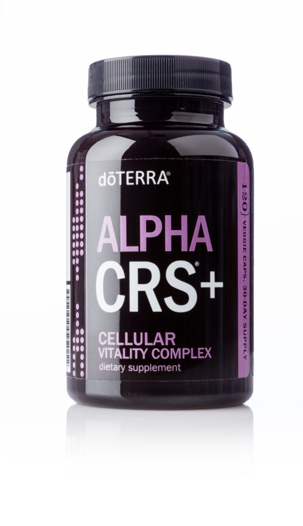 Alpha CRS+ - Cellular Vitality Complex• Supports healthy cell function and metabolism by reducing oxidative stress to DNA and other critical cell structures• Helps to protect cells against oxidative stress• Supports healthy cellular immune function• Supports mental clarity and brain function• Supports cellular energy by supporting healthy mitochondria and by supplying metabolic factors of energy production• Helps support healthy cell function and metabolism• Supports mental clarity and function• Includes potent levels of metabolic factors of cellular energy• Includes botanical extract blend to prevent stomach upset