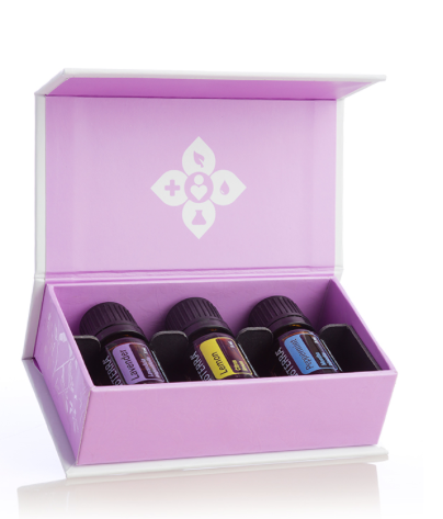 INTRO TO ESSENTIAL OILS SET - As a simple first step on your journey with essential oils, or as a gift for someone else, sometimes I recommend a trio of Lavender, Lemon, and Peppermint, three of our most popular essential oils. This pairs perfectly with the Essential Goddess workbook I share later in the guide!$26.67 Retail | $20.00 Wholesale