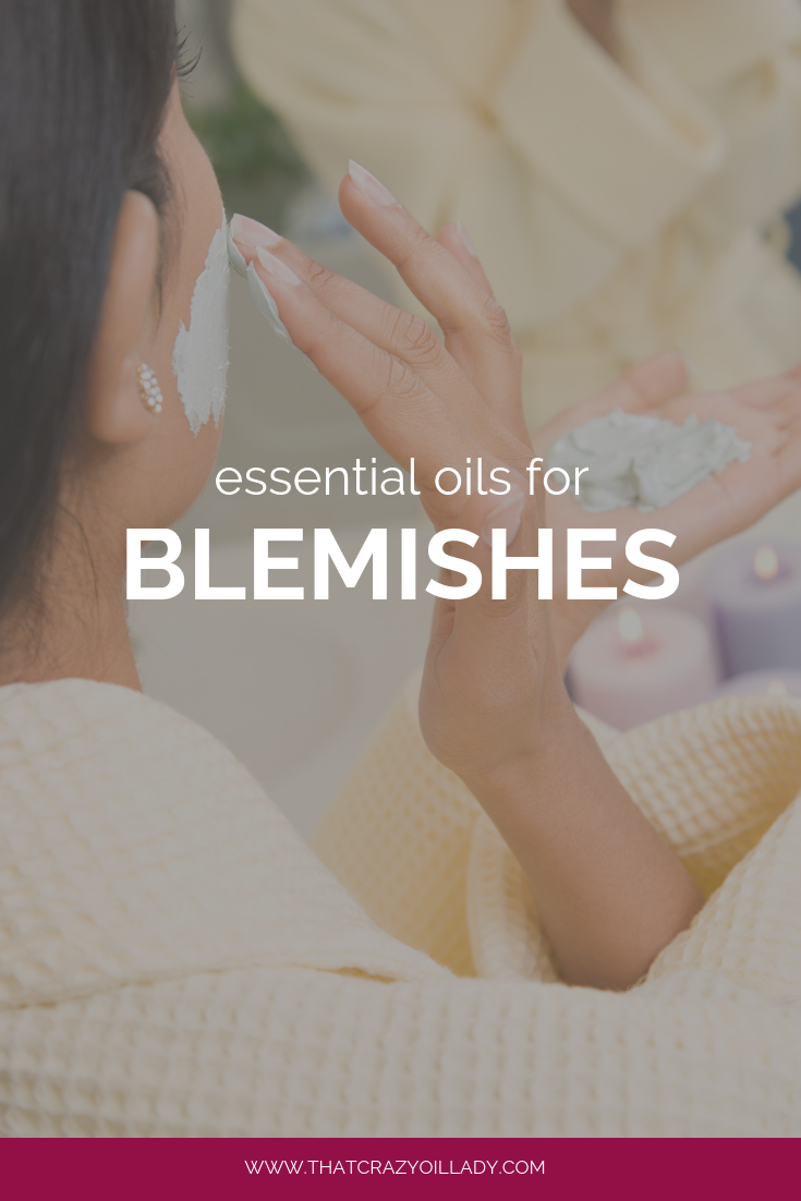 Essential Oils for Blemishes