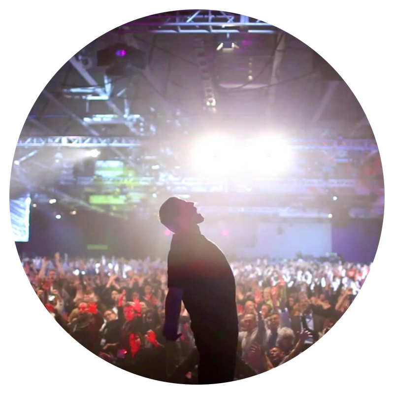 Tony Robbins - Tony is my favorite Mentor! Bring the teachings of Tony Robbins into your everyday life with one of the at home programs designed around the Pyramid of Mastery. From Full Immersion events, to at home digital programs, Tony is the ultimate teacher!