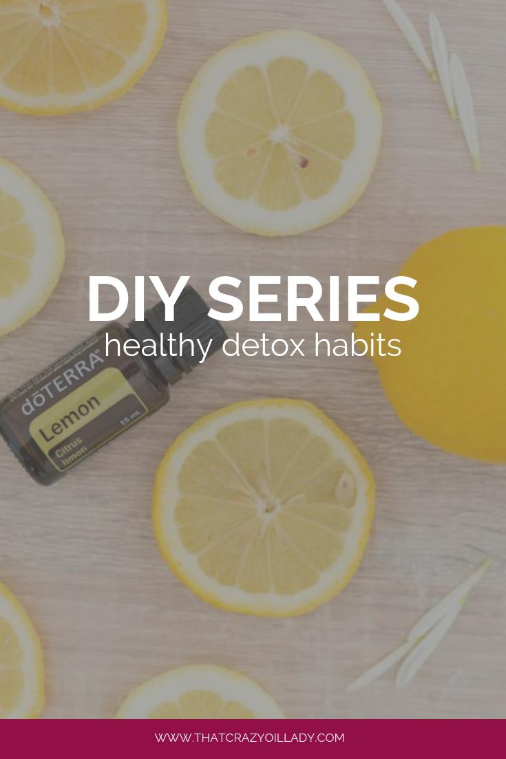 healthy detox habits
