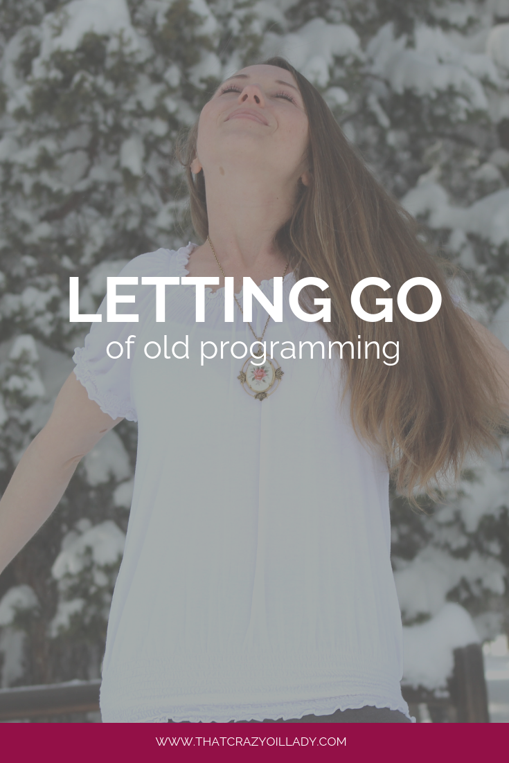Letting Go of Old Programming