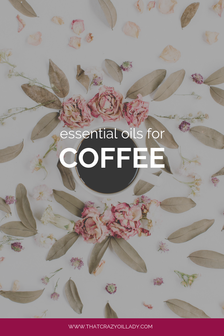 Essential Oils for Coffee
