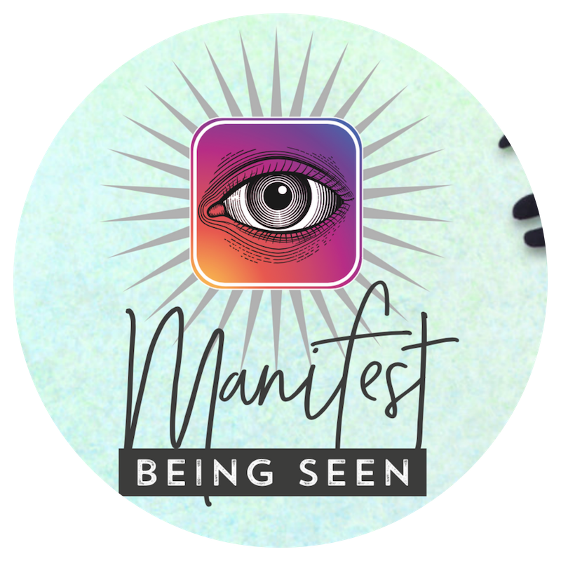 Manifest Being Seen - Learn to express your true essence with integrity, heart and confidence - because the REAL you is magnetic….and is your ticket to growing your business.