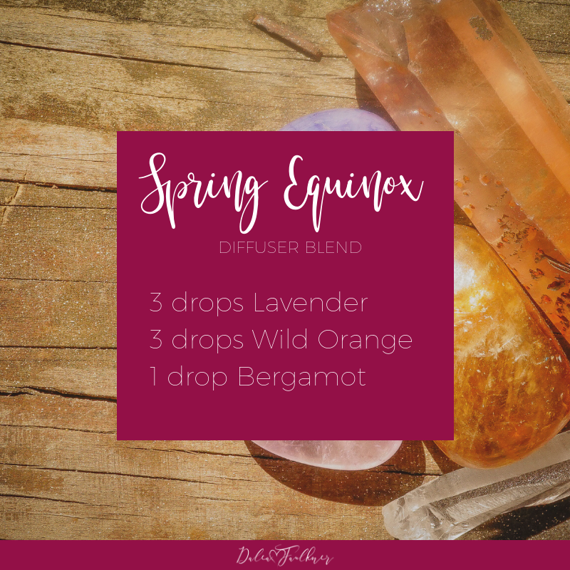 Pull out some crystals, get cozy with your diffuser, and let this awakening aroma permeate your living space. Evoking a freshness, a sense of joy and excitement, and inspiring you to take action on your latest muse… I know you will love this blend.