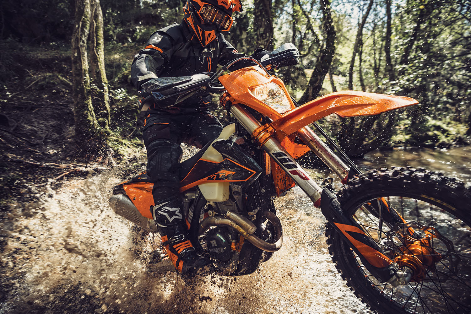 REVEALED: 2020 KTM EXC RANGE — thedirt co nz