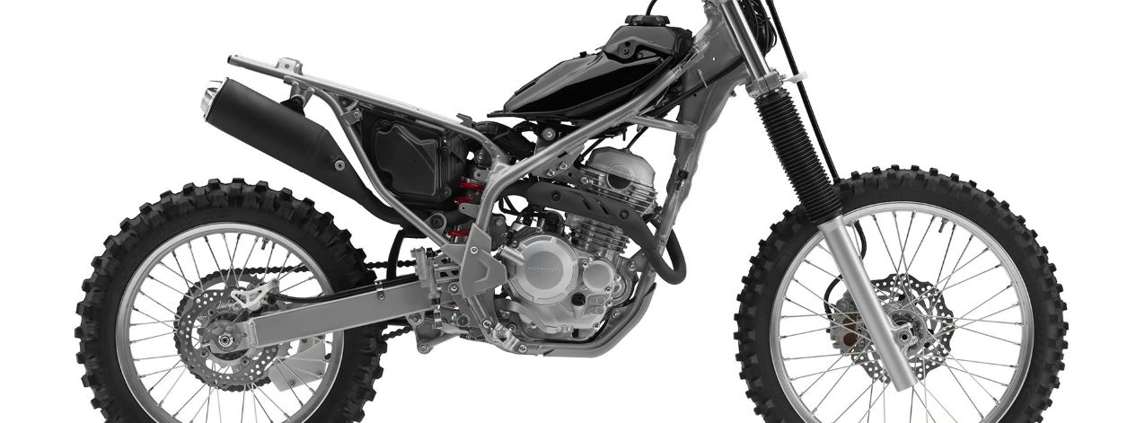 HONDA BRING BACK THE XR250 - SORT OF    — thedirt co nz