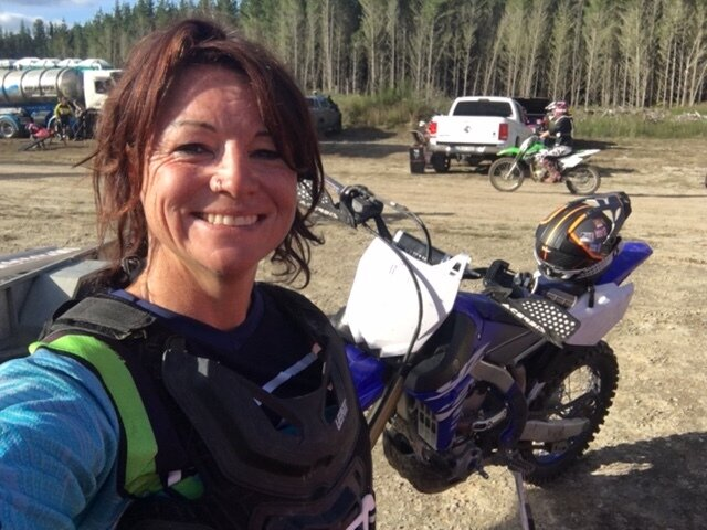 Last few rides on the YZ at the Rise of the Queens