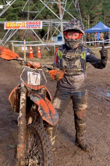 Some Dirt Guide Cross Country racing - why not!
