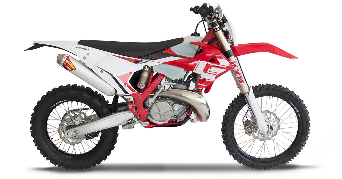 The 2020 Gas Gas could be one of the last to come out with KYB suspension. We will have to wait as see.