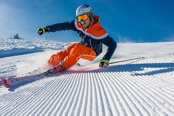 Skifahren Planai Sportfotos