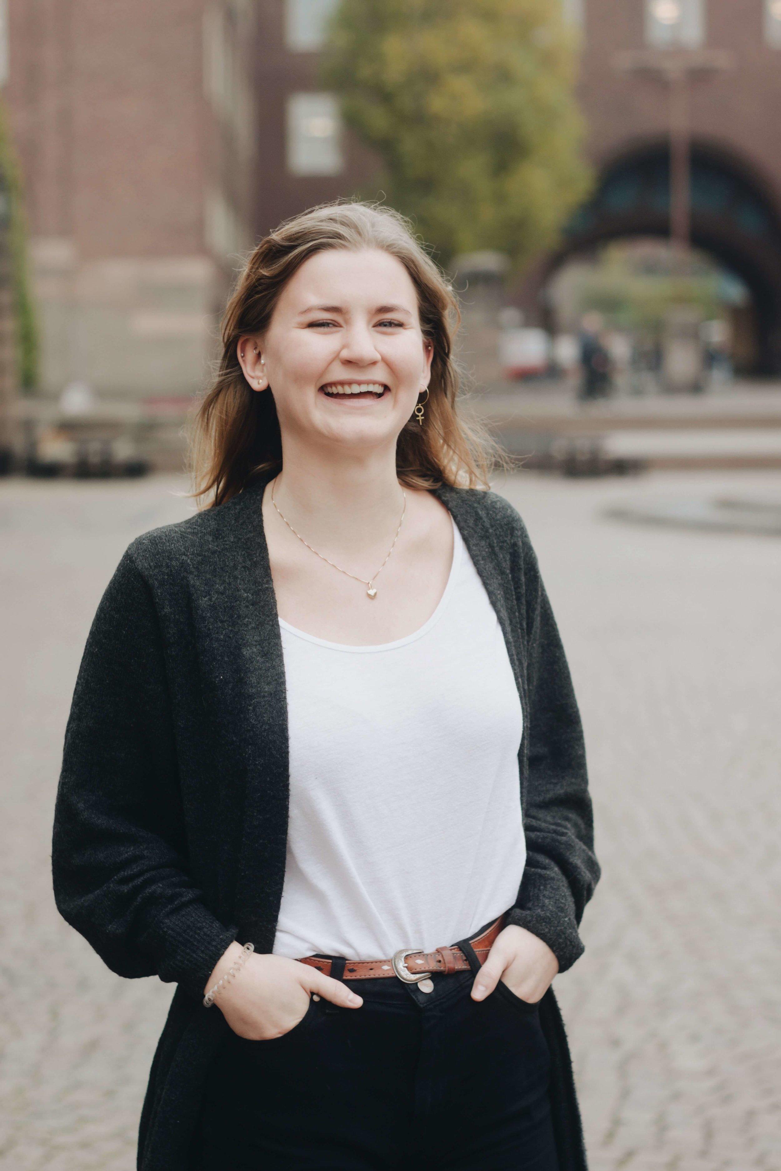 Marika Westman, Social Media Manager