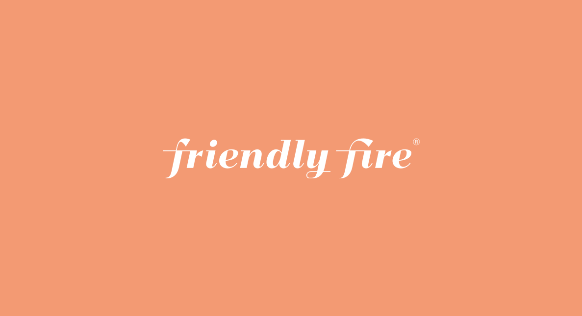 Friendly Fire Shoes - Desenvolvimento de Marca — Fashion Makers